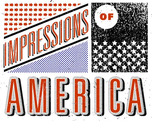 Impressions Of America – A Letterpress Research Trip