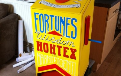 Building a Fortune Teller