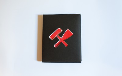 Letterpress Workers Experience Book