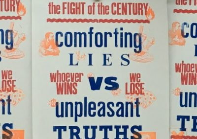 Comforting Lies Vs Unpleasant Truths